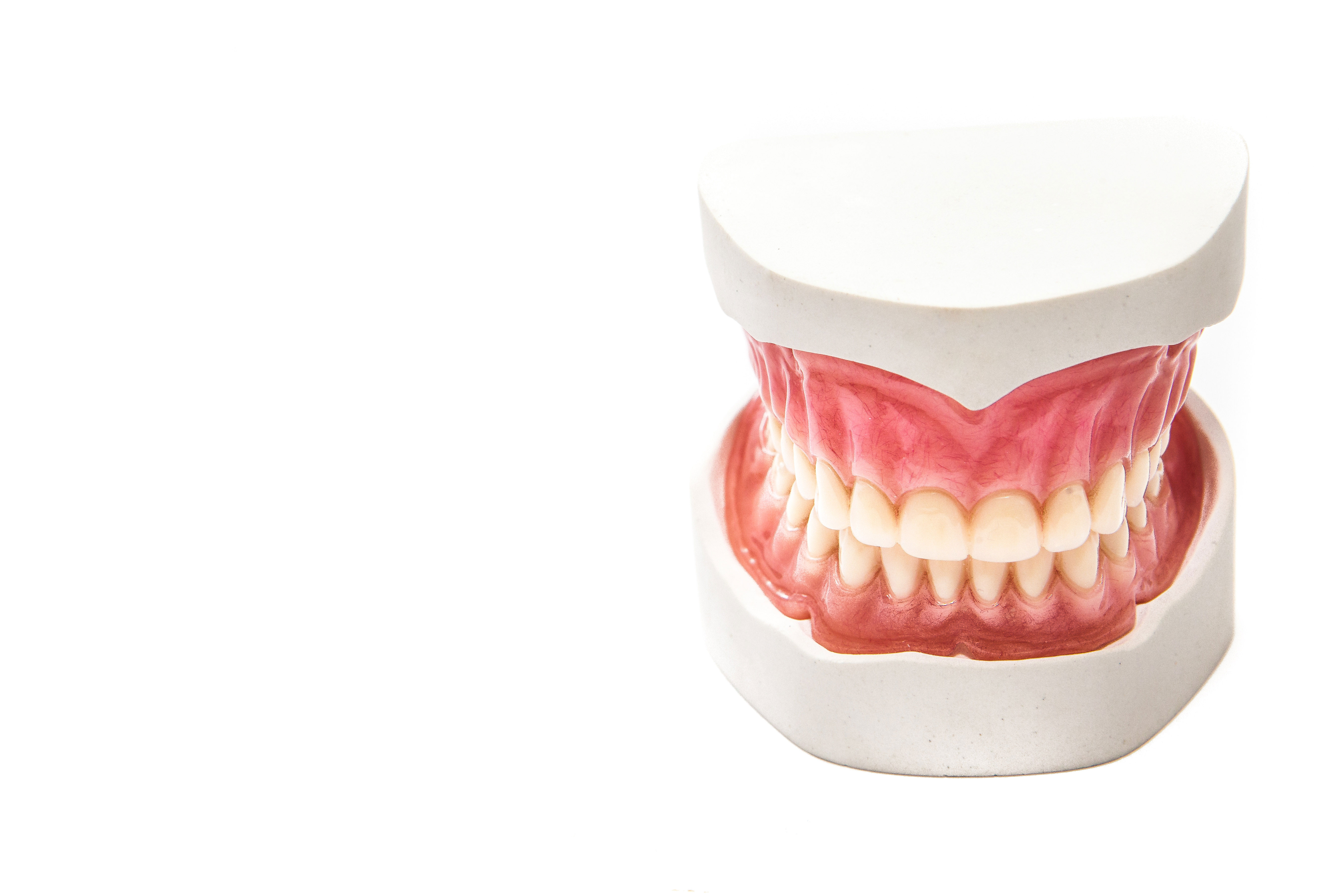 dentures upper and lower
