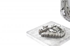 3d printed dental frame